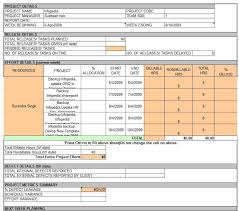5 Weekly Status Report Template Word Excel Formats
