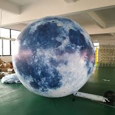 <b>Inflatable Moon Giant</b> Moon Balloon LED <b>Inflatable</b> Satellite Lighting ...