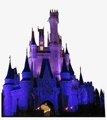 cinderella castle night bkgrem by