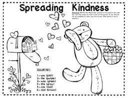 17 Best Images Of Kindness Activities Worksheets Coloring