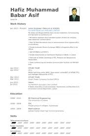 Sample resume for freshers it engineers