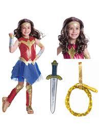 Wonder Woman Light Up Lasso Justice League Movie Wonder Woman Deluxe Childrens