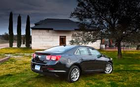First Drive: 2013 Chevrolet Malibu Eco - Automobile Magazine