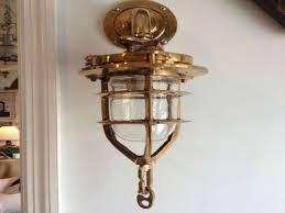 interior breakthrough nautical outdoor light fixtures troy lighting wilmington rust wall mount lantern from nautical