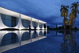 modern architectural interior design. Brilliant Modern Palacio Da Alvorada Official Residence Of The President Brazil By  Oscar Niemeyer For Modern Architectural Interior Design A
