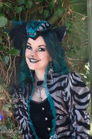 do you like my cheshire cat ears i made a tutorial you can follow to make your own diy pair and i offer them made to match the costume if you purchase one