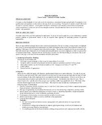 Career Objective Examples For Resume New Career Objectives Examples For Resumes Examples Of Career Objectives