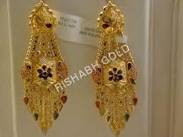 previous chandelier jhumka earrings