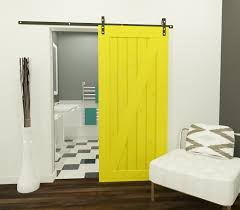 should you install a sliding barn door in your home