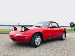 Time For Throwbackthursday With A 1990 Mazda Mx 5 Miata Tbt Mazda Mx5 Miata Miata Miata Mx5