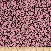 Black And Pink Quilting Fabric Shop Online At Fabric Com
