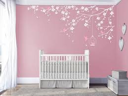 branch wall decal baby nursery decals girls by decalsartstudio on baby nursery ideas wall decals with branch wall decal baby nursery decals girls by decalsartstudio