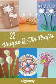 22 unique q tip crafts