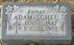 Adam Scheu (1847-1907) - Find A Grave Memorial
