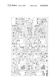 Draw Electric Circuit Patent Electric Wheelchair Improved Control
