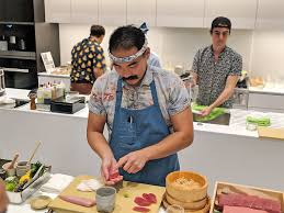 Sushi Cook Two Sushi Chefs A Pastry Chef Tease New Houston Restaurant