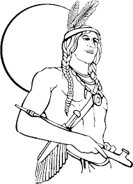 Native American Coloring Pages Native Coloring Page Native Coloring