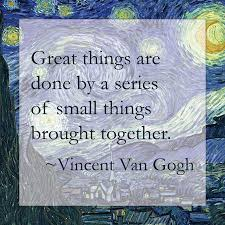 Vincent Van Gogh Quotes About Life And Love Everyday Power Extraordinary Vincent Van Gogh Quotes