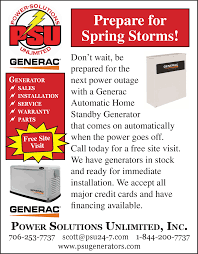 generac ads. Brilliant Generac Generac Power Systems Available In Ellijay GA Electric U0026 Services   Solutions Unlimited Intended Ads