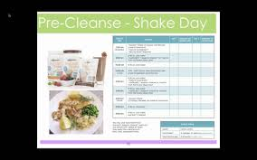 Isagenix Meal Chart Easy Way To Getting Started With Isagenix Meal Plan Youtube