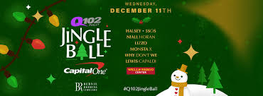 Wells Fargo Center Jingle Ball Seating Chart Q102s Jingle Ball Presented By Capital One Wells Fargo Center