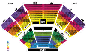 Irving Music Factory Seating Chart Gexa Energy Pavilion Seating