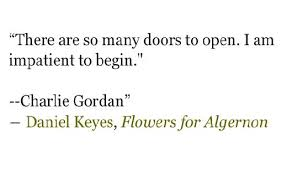 Flowers For Algernon Quotes Cool Flowers For Algernon Quotes Pinterest Flowers And Quote Citation