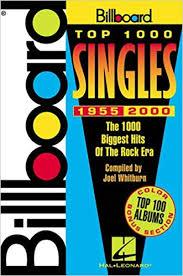 Billboard Top 1000 Singles 1955 2000 The 1000 Biggest