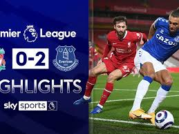 All the latest everton fc news, transfer news, match previews and reviews and everton fc blog posts from around the world, updated 24 hours a day. Liverpool 0 2 Everton Richarlison And Gylfi Sigurdsson End 22 Years Of Hurt For The Toffees At Anfield Football News Sky Sports