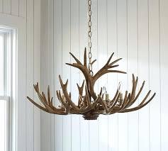 deer horn chandeliers deer antler chandelier diy