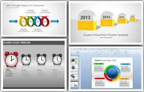 Powerpoint Timeline Slide Template Business History Timeline. Free ...