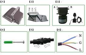 pir floodlight wiring diagram wiring diagram danlers pir wiring diagram schematics and diagrams