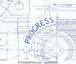 Progress Graph Paper Machine