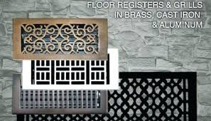 heat register covers wall wall heat vent covers home and furniture exquisite decorative wall registers of