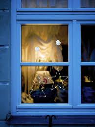 Polarlite Lba 50 015 Led Fensterbild Weihnachtsbaum Warm Weiß Led Transparent