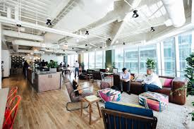 office space in hong kong. WeWork Announces First Location In Hong Kong Office Space