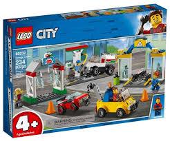 <b>Конструктор LEGO City</b> 60232 Автостоянка — купить по выгодной ...