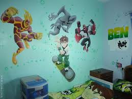 Ben 10 Bedroom Ideas