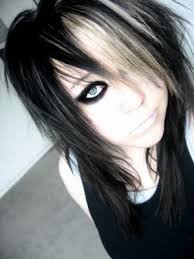 best eye liner makeup by emos moat stylish emo eye liner black and pink eye liner makeup new emo liner styles