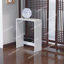 Furniture Appealing Lucite Desk With Glass Material For Your