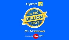 FLIPKART BIG BILLION DAY 2019