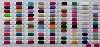 Color Chart Popularbridal
