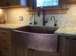E Granite Kitchen Sinks Cambria Bradshaw With Oil Rubbed Bronze Faucet And E Granite