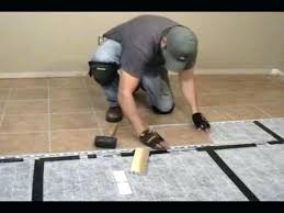 Heated Bathroom Floor Cost Enchanting Cost To Install Heated Floors In Bathroom Architecture Home Design