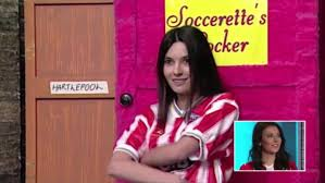 Where Soccer AM's Soccerettes are now - racy lads' mags, soap success and  Big Brother - Daily Star
