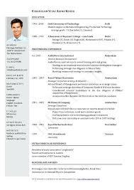 Cv Template Pdf – Insuremart