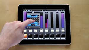 luminair for ipad multi touch dmx lighting control a quick preview