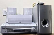pioneer 5 1 home theater system. pioneer 5-disc dvd changer 5.1 channel home theater receiver xv-htd520 w/ remote 5 1 system