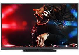 sharp 90 inch 4k tv. sharp aquos series line also 90 inch tv photo gallery s lc 60le650u 6 front view 4k