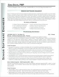 Sample Resume For Software Engineer After Sample Curriculum Vitae ...